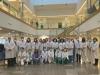 Grupo de profesionales de Anestesiología y Reanimación