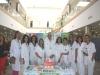 Profesionales de enfermería de distintas unidades