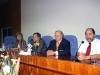 Mesa inaugural de la presentación del Proyecto de Medicina Regenerativa