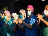 Emoción por las muestras de cariño a nuestros profesionales sanitarios